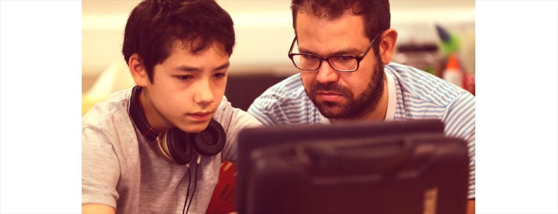 台北.程式設計.全英文聖誕節營隊|零門檻APP編程讓孩子與世界連線! 培養未來科技視野
