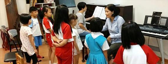 【音樂才藝】兒童合唱團-輕音樂劇(小一~小三班)