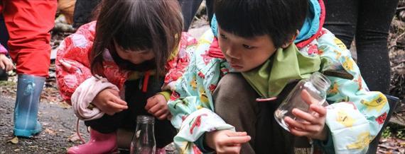 小人環境觀察家 – 發現茶杯裡的大世界