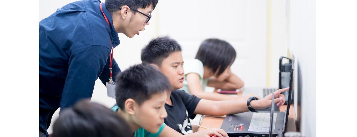程式設計.冬令營|從User變Maker!APP創造營激發孩子數位潛能